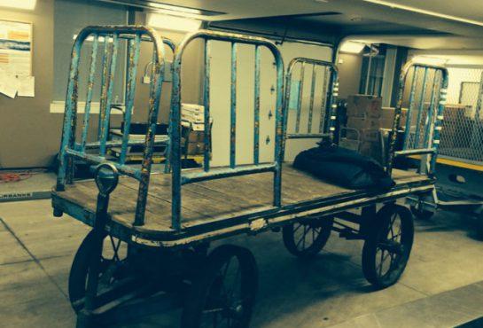 an old cart